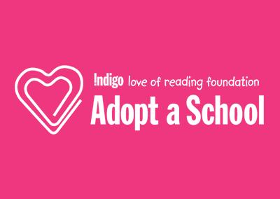 Indigo Adopt a School