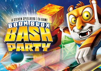EA Boom Blox Bash Party